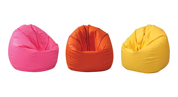Peachy Best Bean Bag Stock Photos Pictures Royalty Free Images Machost Co Dining Chair Design Ideas Machostcouk