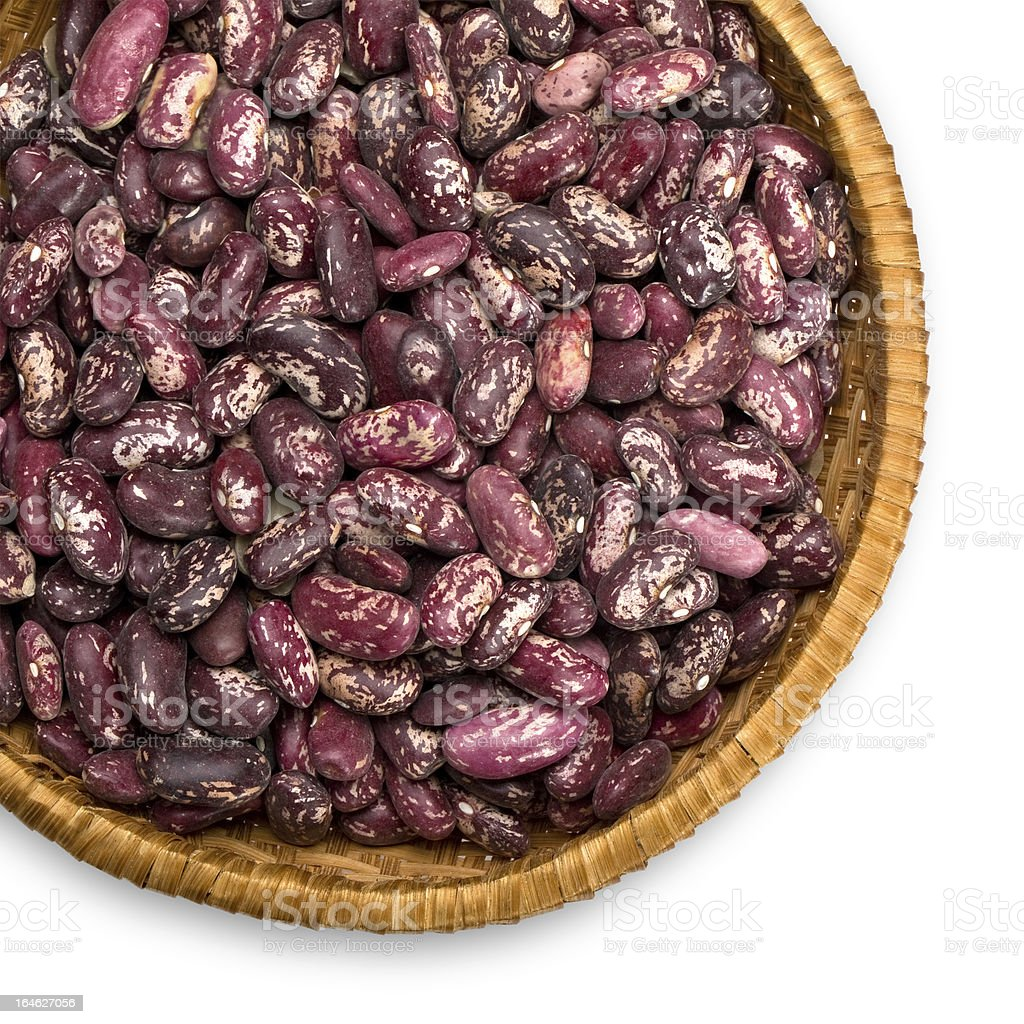 beans close-up royalty-free stock photo