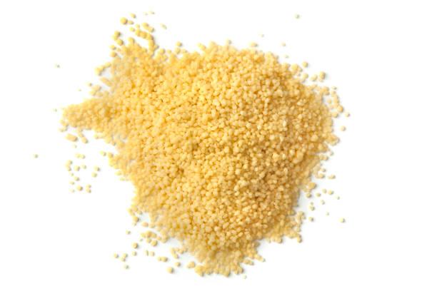 Beans, Lentils, Peas and Grains: Couscous stock photo
