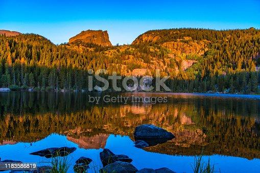 Bear Lake on a Beautiful Morning