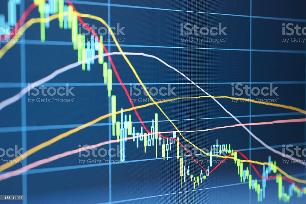 Bear Market stock photo