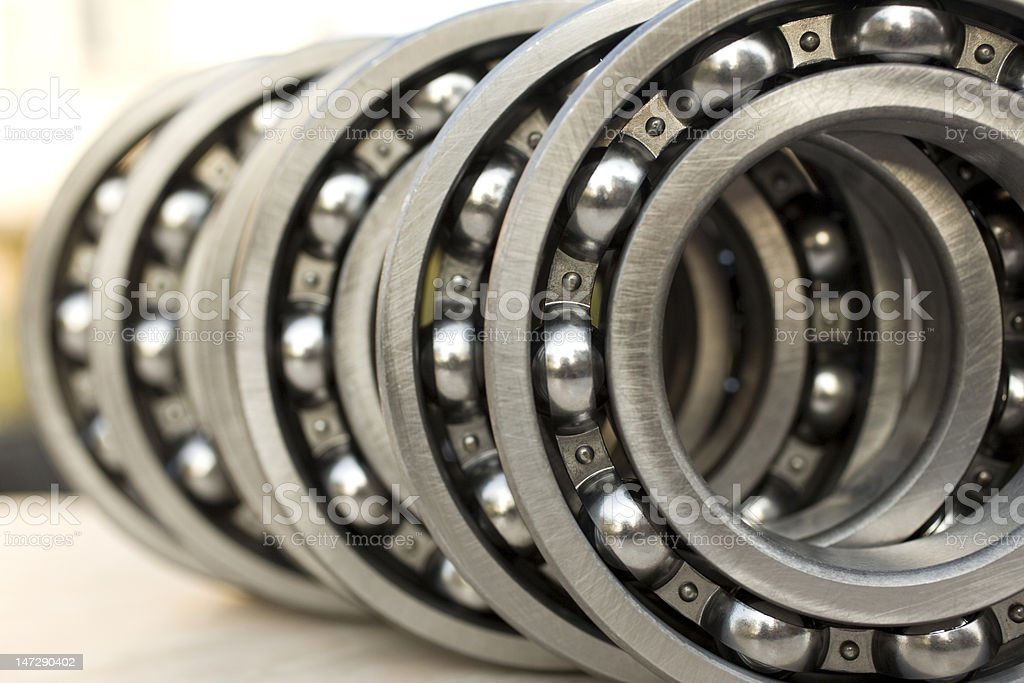bearings stock photo