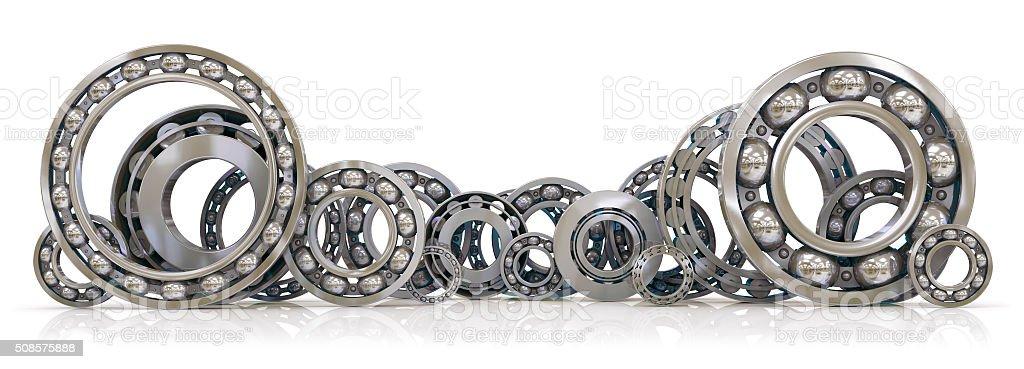 bearings stock photo
