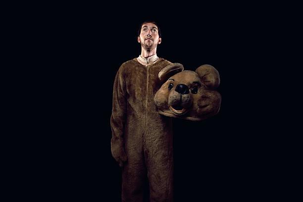 bearman - mascotte photos et images de collection