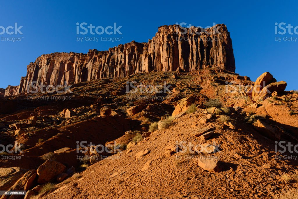 Bears Ears National Monument stock photo