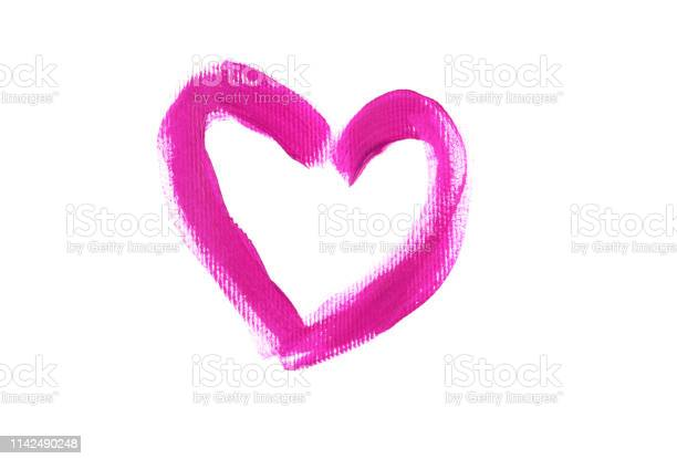 Beatiful heart rose paint strokesisolated in white backgraund picture id1142490248?b=1&k=6&m=1142490248&s=612x612&h=a4g ntj0fif5k9shdxovbf hxenuqmb3nqmertrrbxk=