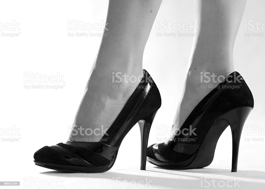 Beatiful shoes royalty-free stock photo