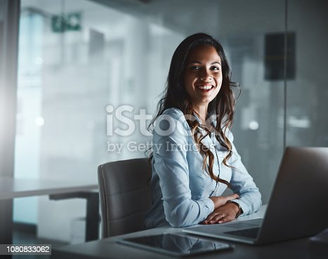 637233964istockphoto Beating the deadline is what I do 1080833062