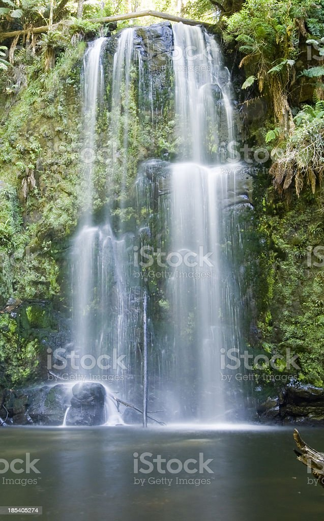 Beauchamp Falls royalty-free stock photo