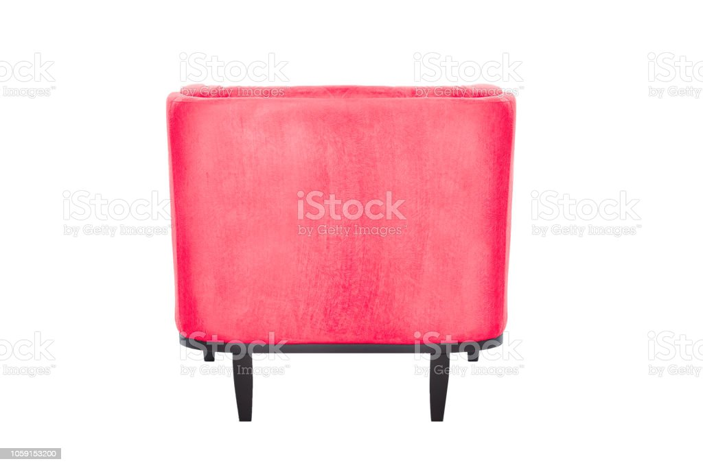 Surprising Beaultiful Blue Armchair Modern Chair On White Background Texture Chair Stock Photo Download Image Now Pdpeps Interior Chair Design Pdpepsorg