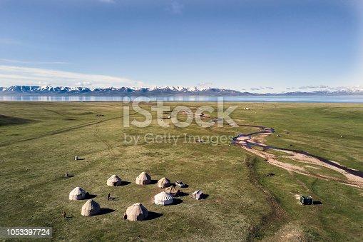 istock beauties of Kyrgyzstan 1053397724