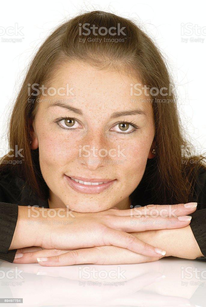 beautifil donna foto stock royalty-free