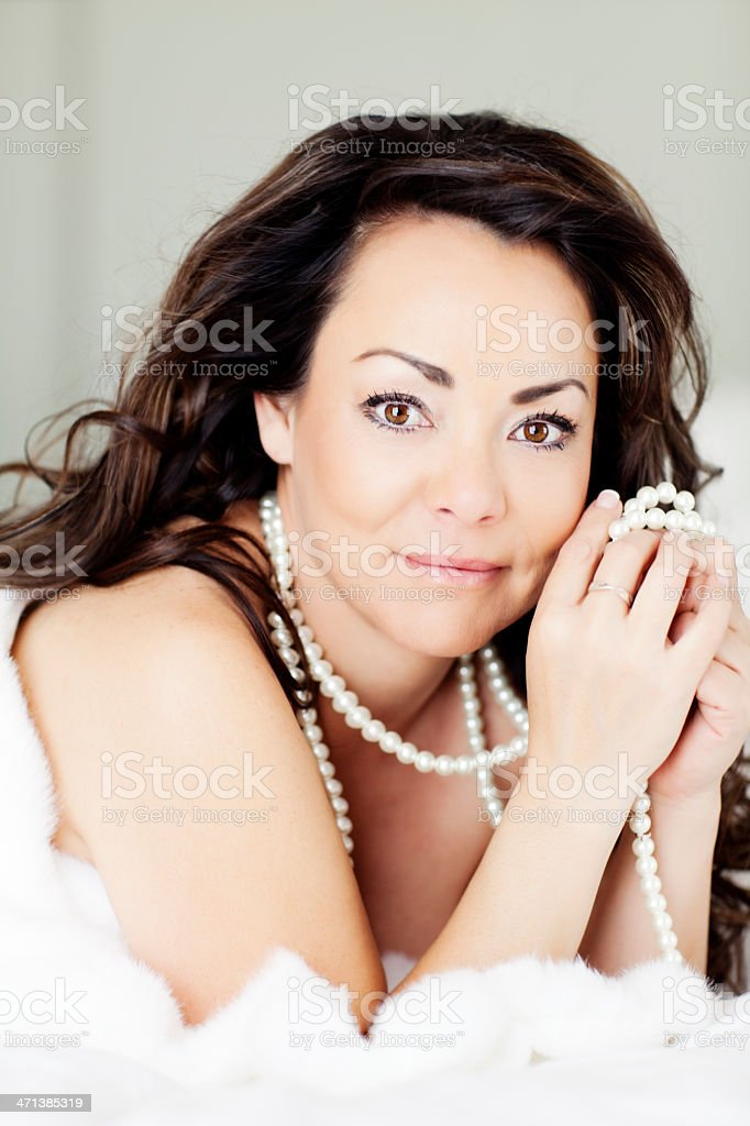 Hot 40 Year Old Woman Stock Photos, Pictures & Royalty