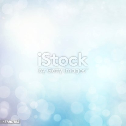 istock Beautiful abstract background of holiday lights 477897567
