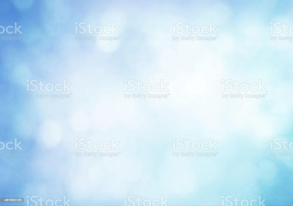 Beautiful abstract background of holiday lights stock photo