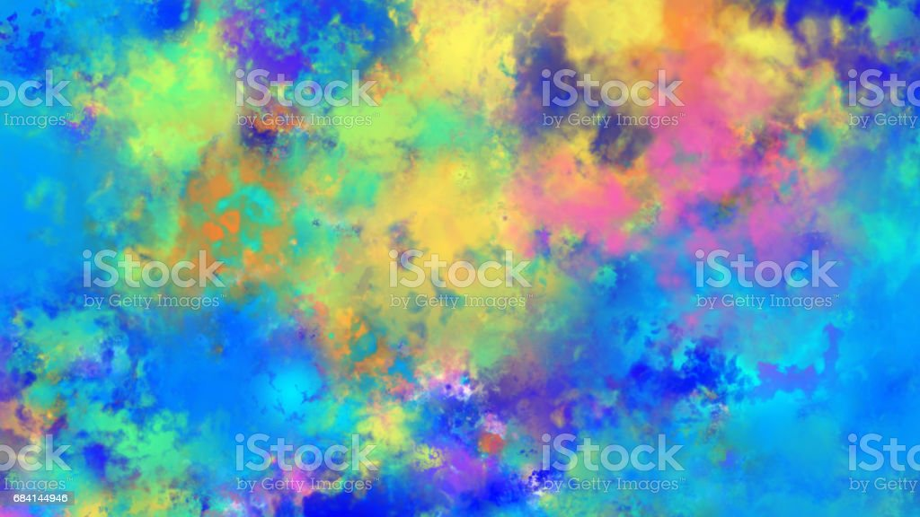 Beautiful abstract blurred background with defocused lights zbiór zdjęć royalty-free
