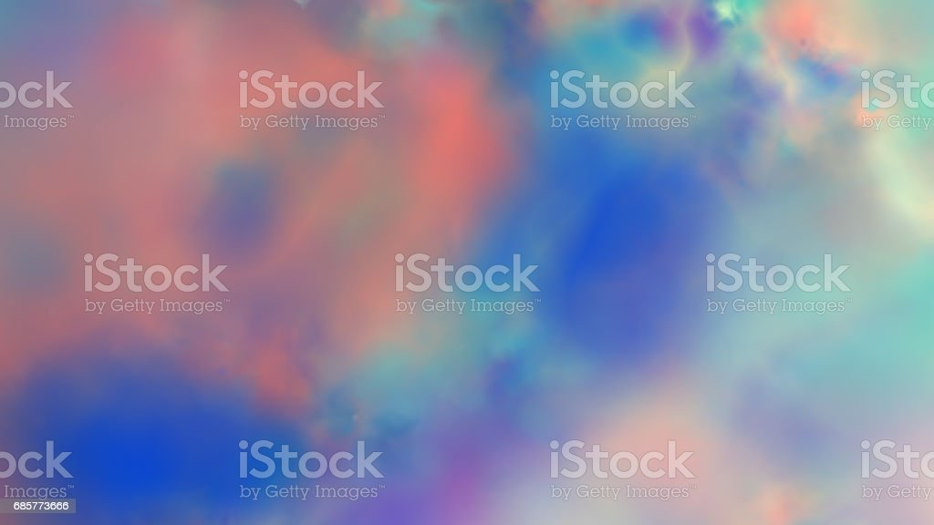 Beautiful abstract blurred background with defocused lights royalty-free stock photo