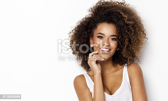 166407266istockphoto Beautiful african american female model 910858998