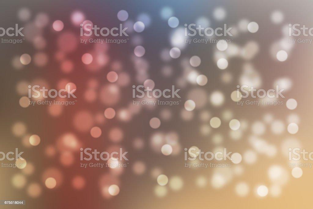 Güzel ve bulanık bokeh aydınlatma bir arka plan görüntüsü olarak kullanılır. royalty-free stock photo
