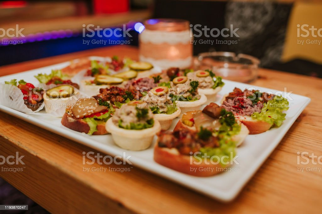 Beautiful And Colorful Food Decoration Stock Photo Download Image Now Istock