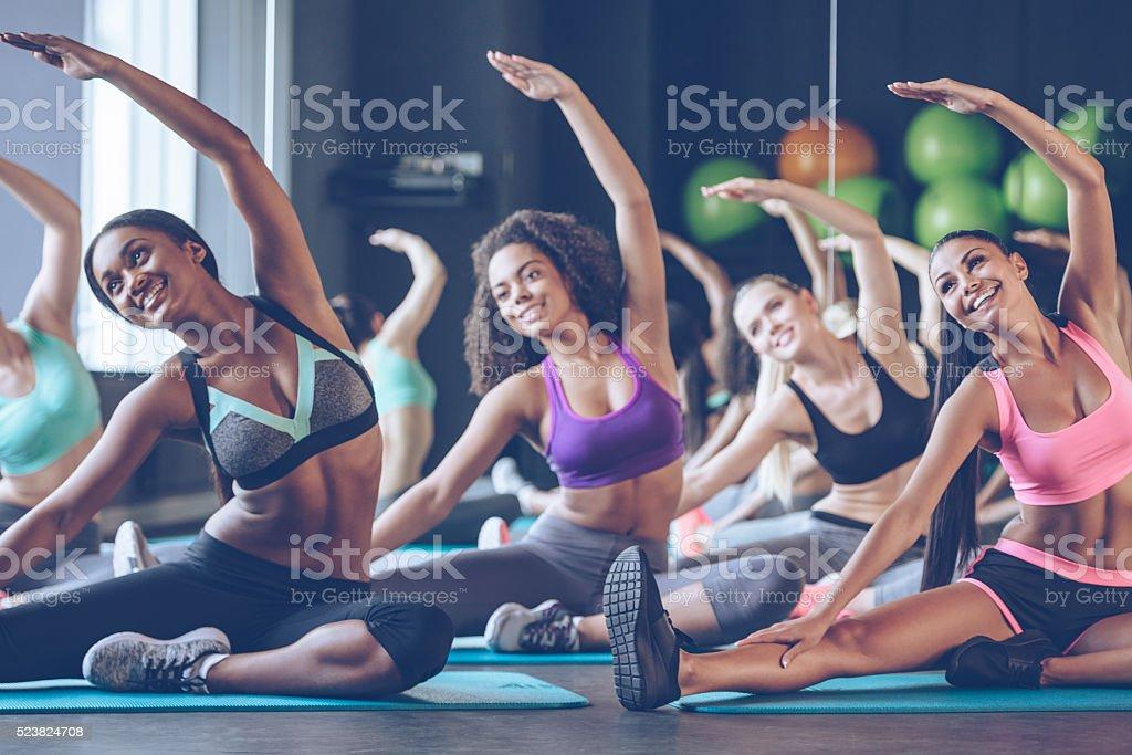 Schöne und flexibel. – Foto
