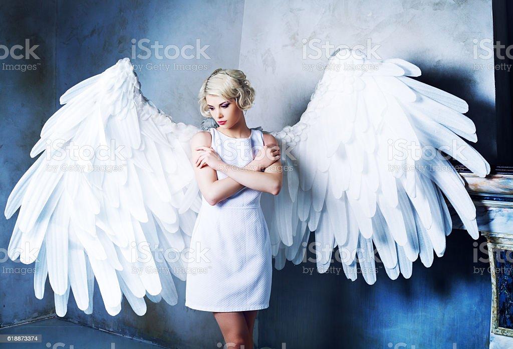 Hermoso ángel  - foto de stock