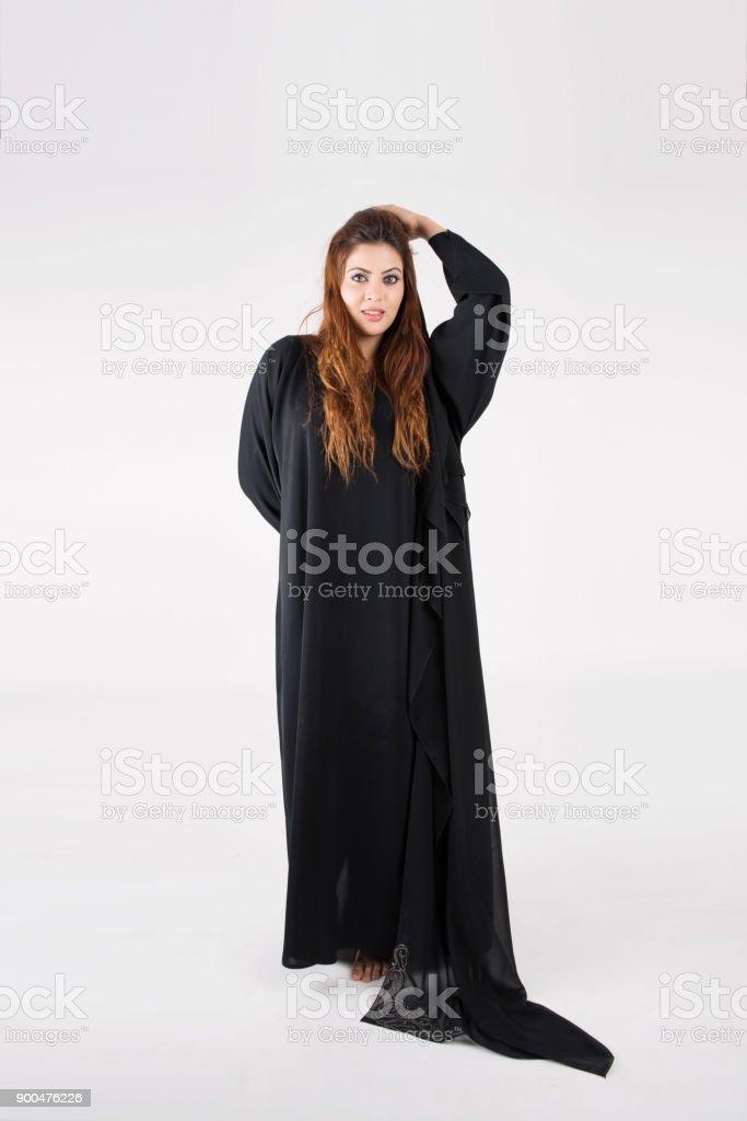 Arabe De En Belle Photo Libre Droit Traditionnel Costume Femme e2YEIDWH9