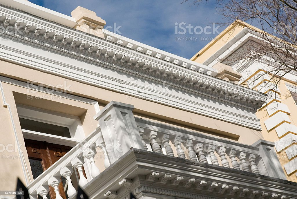 Beautiful Architectural Detail royalty-free stock photo