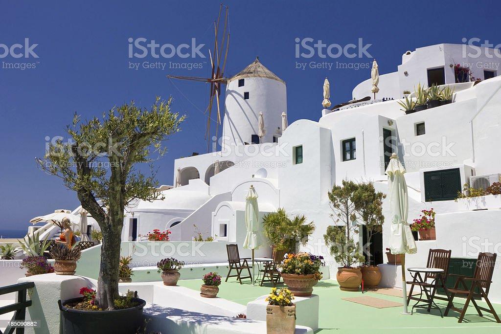 Beautiful architecture royalty-free stock photo