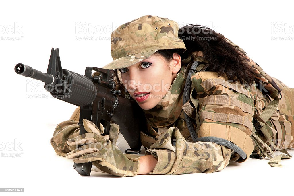 Military Woman Sex