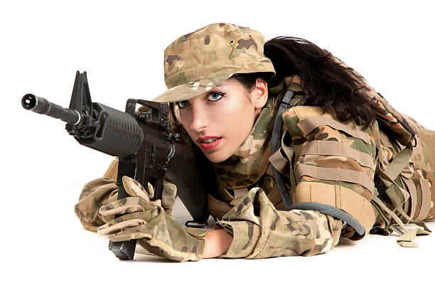 Best Army Women Sex Symbol Armed Forces Stock Photos, Pictures  Royalty-Free Images -7065
