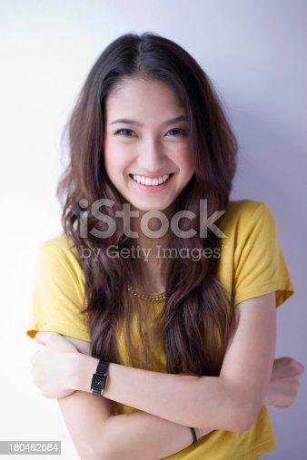istock Beautiful asian girl 180462584
