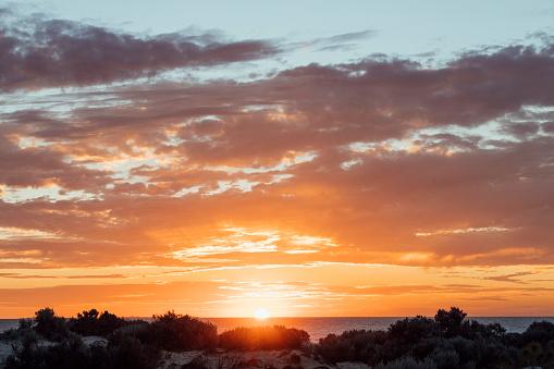 istock Beautiful Australian Sunset 1222173395