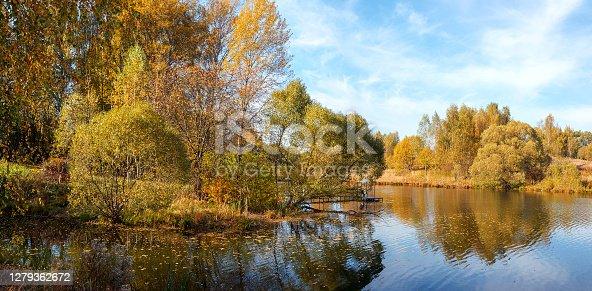October scenery