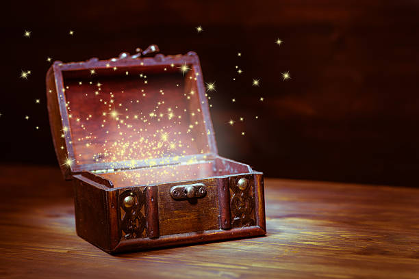 Beautiful background of mystery chest with light miracle on wood picture id497011360?b=1&k=6&m=497011360&s=612x612&w=0&h=dpcnpussbdlwnfkfoi1uvo6u8svwgutcnm8gqzzejrq=