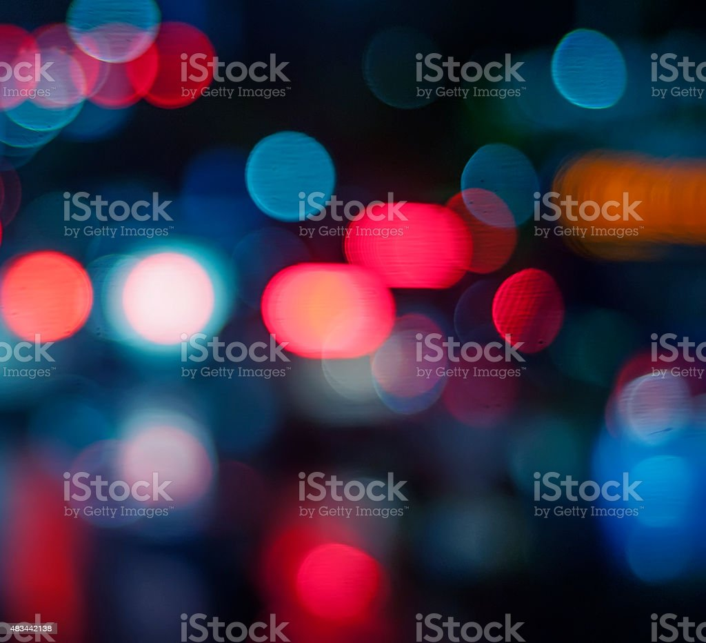 Beautiful background on dark stock photo