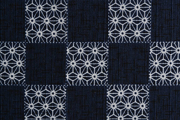 beautiful background texture - japan pattern 個照片及圖片檔