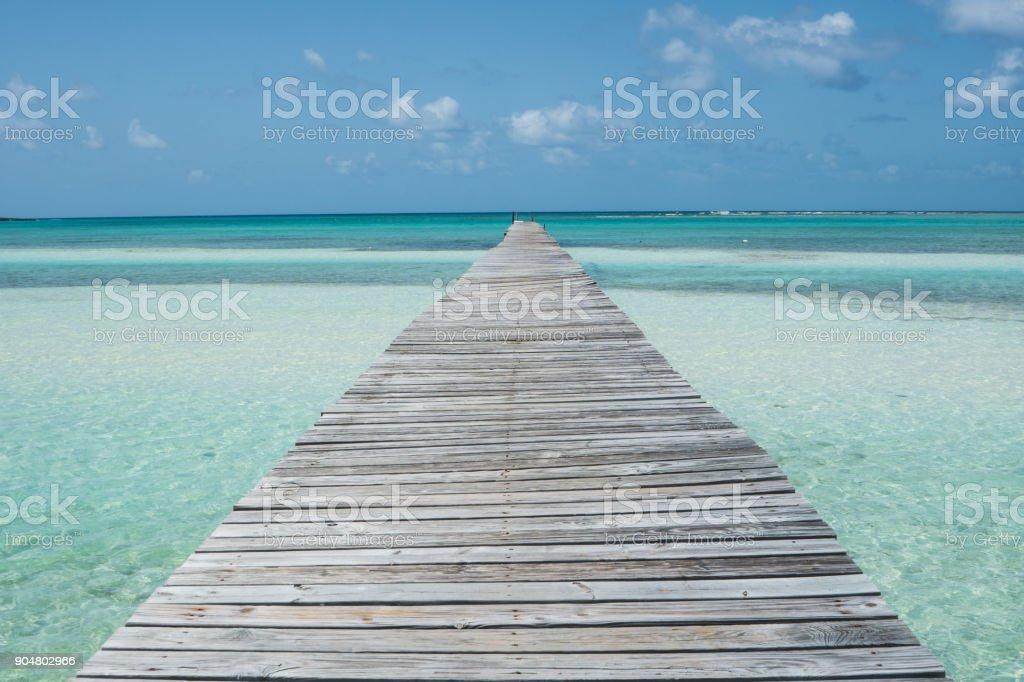 Beautiful Bahamas royalty-free stock photo