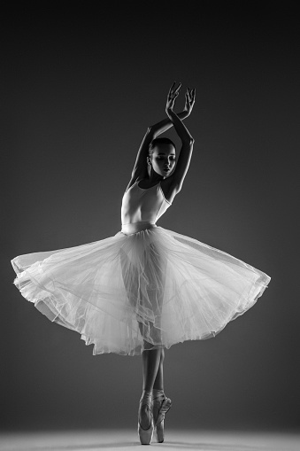 1042335572 istock photo Beautiful ballet dancer 1253728855