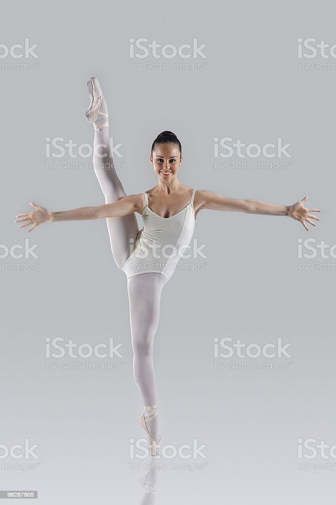 Beautiful ballet royalty-free stock photo