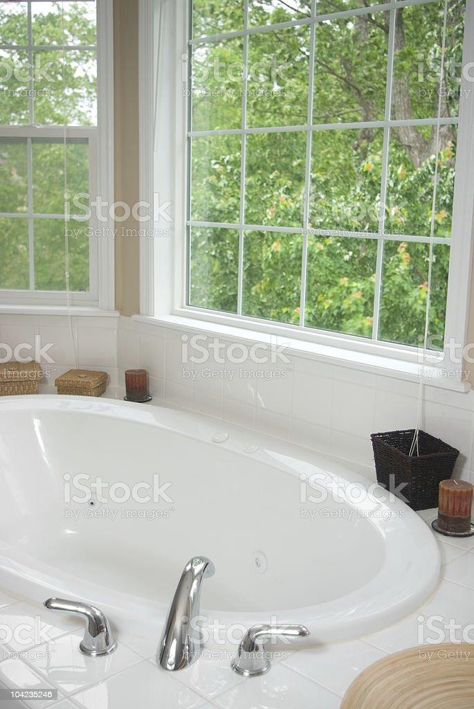 Beautiful Bathroom royalty-free stock photo