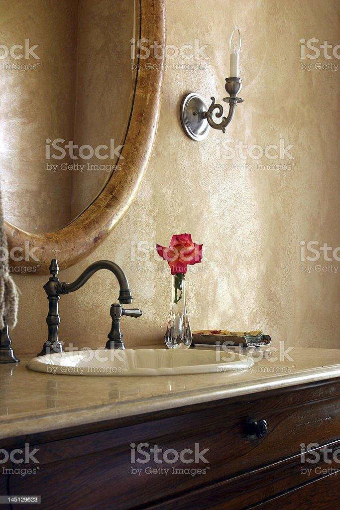 Beautiful Bathroom royalty-free stock photo