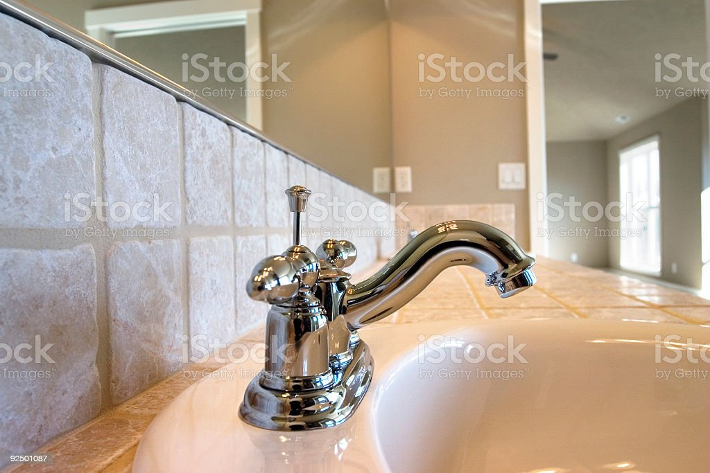 Beautiful Bathrooms royalty-free stock photo