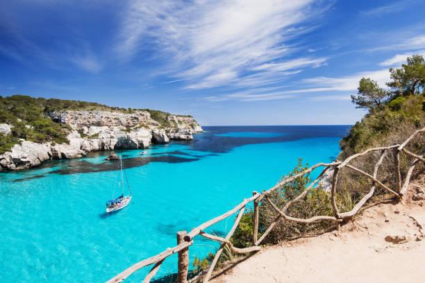 Magnifique baie de la mer Méditerranée - Photo