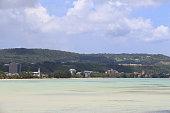 beautiful beach of GUAM