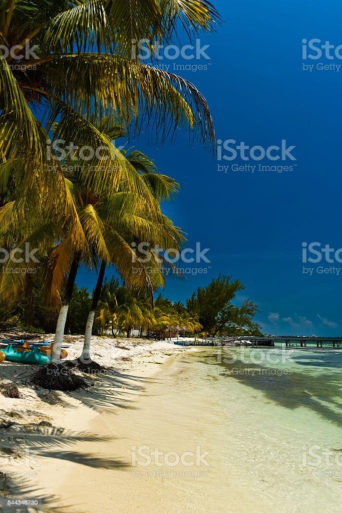 美しいビーチのアイラマジャーズ ストックフォト