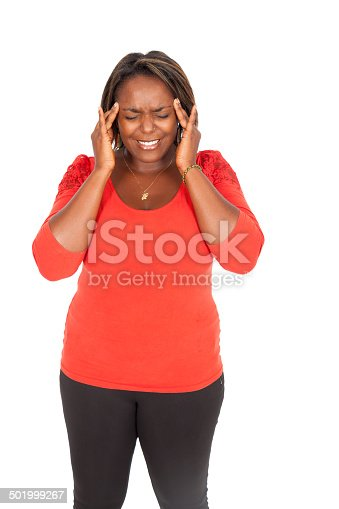 491747470 istock photo Beautiful black woman doing different expressions 501999267