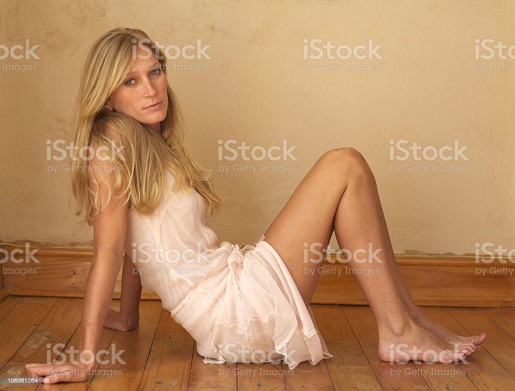 Blonde Mädchen Füße Bilder