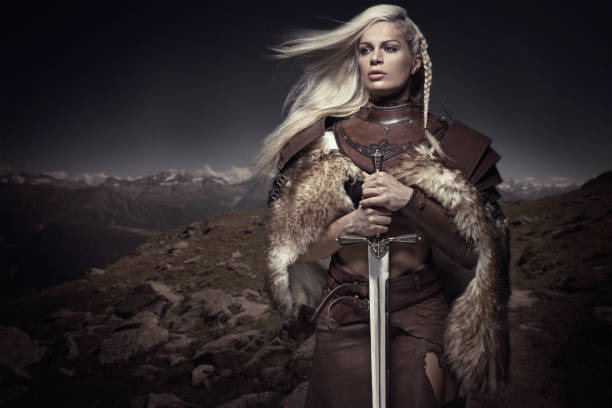 Beautiful blonde sword wielding viking warrior female picture id832530858?b=1&k=6&m=832530858&s=612x612&w=0&h=dp4c6watob 58ykonrgxsyogiwpwdnkhipfvuhdjizw=