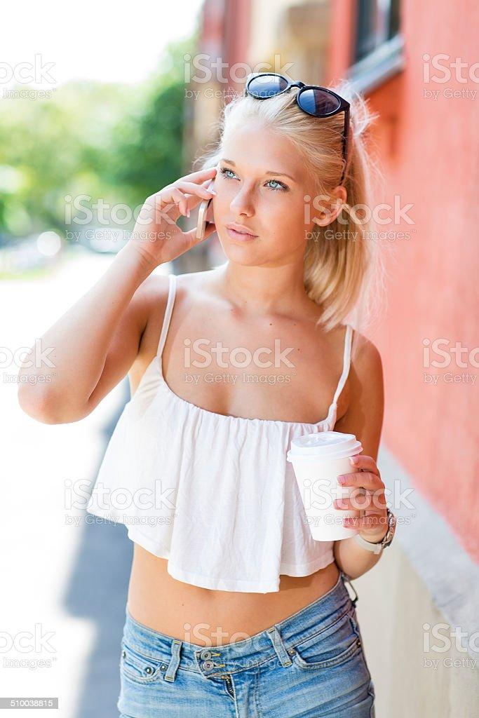 Blonde teen girl blonde teen — img 14